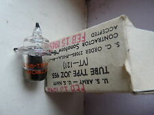 955 VT121 HYTRON ACORN VALVE TUBE VALVES TUBES NEW  1PC