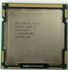Intel Core i7 - 870 2,93 GHz / 8m09b-processore Quad Core - (SLBJG)
