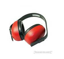 CASQUE ANTI BRUIT  DE SECURITE SNR 27 dB LEGER CONFORTABLE