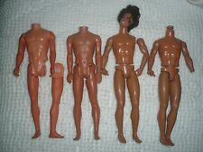 Lot of Vintage 60's - 80's Ken Doll Parts ~ Poor to Average Condition
