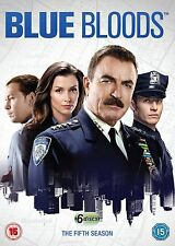 BLUE BLOODS  - COMPLETE  SEASON 5 - DVD - UK Region 2 / sealed