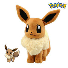 "6"" High Anime Pokemon Eevee Pocket Monster Soft Plush Stuffed Doll Figure Toy"