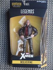 Marvel Legends Old Man Logan action figure Warlock BAF moc x men Wolverine