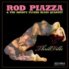 Piazza,Rod - Thrillville [CD New]