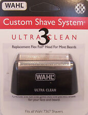 Wahl Ultra Clean, Super Close Foil Screen for 4000 Dynaflex & 5 Star Shaver