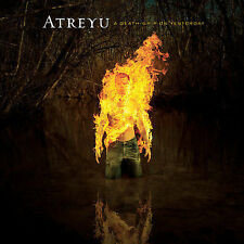 A Death-Grip On Yesterday 2006 by Atreyu Ex-library - Disc Only No Case