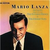 Mario Lanza - Student Prince And The Desert Song CD