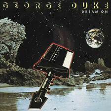 LP *** GEORGE DUKE - DREAM ON *** 1982 ***FUNK SOUL RARE***
