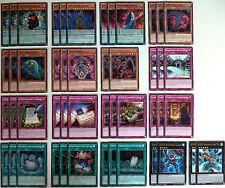 YUGIOH 48 CARD D/D/D DECK