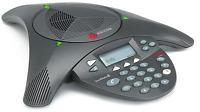 Avaya 2490 Polycom SoundStation 2 Conference Phone Telephone - Main Unit Only