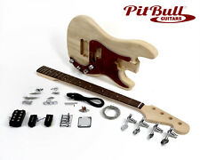 Pit Bull Guitars PBH-4 Electric Bass Guitar Kit