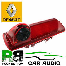 Renault Trafic Van 2014 Brake Light & CCD Night Vision Rear View Camera CAM-RT2