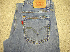 Kids Jeans  LEVI'S 550 RED TAB Size 12 R RELAXED FIT LW