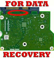 Seagate 3TB ST3000DM001 9YN166-500 CC4B TK Barracuda 7200.14 PCB + Firmware Xfer