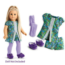 "American Girl JULIE NEW YEARS EVE OUTFIT BEFOREVER for 18"" Doll Hippie Clothes"