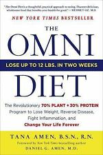 The Omni Diet: The Revolutionary 70% PLANT + 30% PROTEIN Program to Lose Weight,