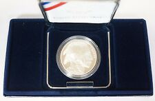 2001 P American Buffalo Commemorative Proof Silver Coin with Box & Coa