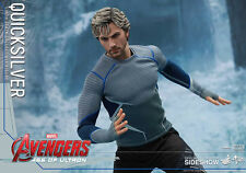 1/6 Avengers Age of Ultron Quicksilver Movie Masterpiece Hot Toys