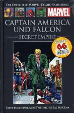Officiel MARVEL Bande dessinée recueil 66 (C 30): capitaine America HACHETTE COLLECTION