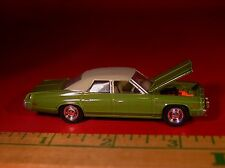GL 1974 DODGE MONACO SEDAN CLASSIC CAR RUBBER TIRE LIMITED EDITION!