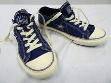 CONVERSE One Star Low-Rise Canvas Laced Shoe  Blue/Purple  UK 6 /Eur 39    399 G