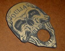 CUSTOM VOODOO SKULL PLANCHETTE MAGIC SPOOK SHOW PARANORMAL OUIJA HALLOWEEN
