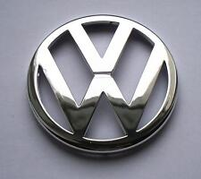 CHROME FRONT BUMPER BONNET GRILLE BADGE EMBLEM LOGO VW GOLF MK4 1999 - 2004