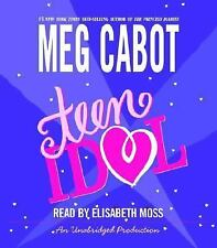 Teen Idol by Meg Cabot (2004, CD, Unabridged)