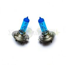 2x H7 55W 5000K XENON HID WHITE EFFECT LOOK HEADLIGHT LAMPS LIGHT BULBS 12V