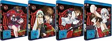 Highschool DxD - Vol.1-4 - Episoden 1-12 - Blu-Ray - NEU