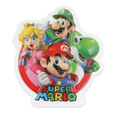 Super Mario Bros Luigi Yoshi Princess Peach Cake Kit Topper Cake Decorating Kit