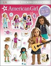 Ultimate Sticker Collections: Ultimate Sticker Collection: American Girl by...