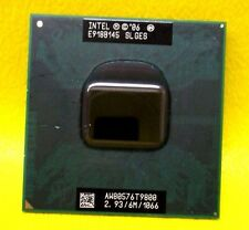 Intel Core 2 Duo T9800 (B478-55) 2.93Hz 6MB 1066MHz SLGES PGA478 Mobile CPU