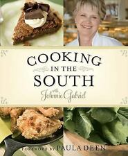 Cooking in the South with Johnnie Gabriel  NEW