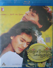 DILWALE DULHANIA LE JAYENGE BLU RAY BOLLYWOOD 2 DISC - FREE POST