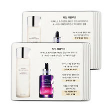 [MISSHA] The First Treatment Essence Moist & Activator Ampoule Samples - 10pcs