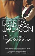 A Man's Promise (The Grangers) by Jackson, Brenda