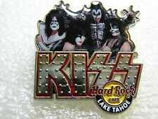 LAKE TAHOE ,Hard Rock Cafe Pin, Kiss Signature Series 32