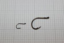 Fly Tying or Bait hooks 600 in a box range of sizes