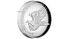 1 $ Dollar Wedge Tailed Eagle High Relief Australien 2015 1 oz Unze Silber PP