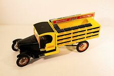 Die-Cast Ford 1927 COCA-COLA  Delivery Truck (1995, 9-In)