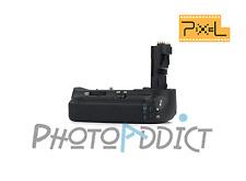 Batterie grip compatible CANON EOS 60D - PIXEL Vertax E9