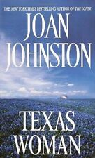 Texas Woman:Sisters of the Lone Star #3 - Joan Johnston PB VGC (combine & save)