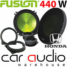 Honda Civic EP2 FUSION 440 Watts Pair 13cm Component Front Door Car Speaker Kit