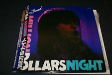 "KAI BAND MILLION DOLLARS NIGHT w/OBI + Etched Bonus 7"" + Booklet RARE! OOP 1980"