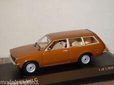 Opel Kadett C Caravan 1973 van Minichamps 1:43 in Box *16725