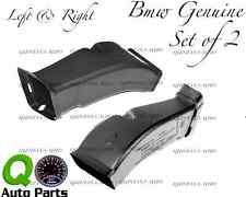 BMW E36 M3 B30 B32 Right & Left Brake Air Duct Bumper Cover to Fender Liner NEW