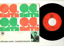 """RARE"" SOUL.O.C.SMITH.LITTLE GREEN APPLES /LONG BLACK LIMOUSINE.SPANISH ORIG 7""."
