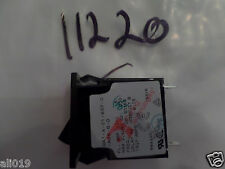 Central Boiler Rocker Switch Replacement Part #11220 E Classic Breaker  NEW