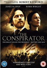 THE CONSPIRATOR - DVD - REGION 2 UK